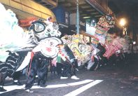 Parade in 1998